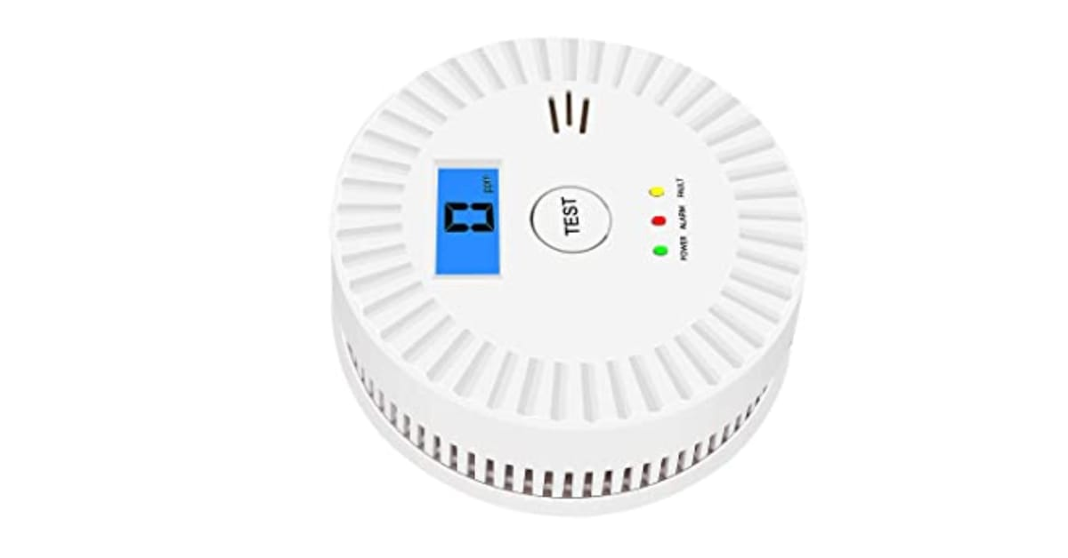 Smoke and CO Detectors ehomesecurity